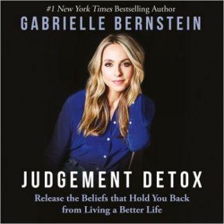 Judgement Detox Audio Book