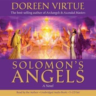 Solomon's Angels: A Novel (Unabridged) by Doreen Virtue Author Audio CD