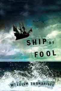 Trowbridge's collection focuses on the fool archetype.