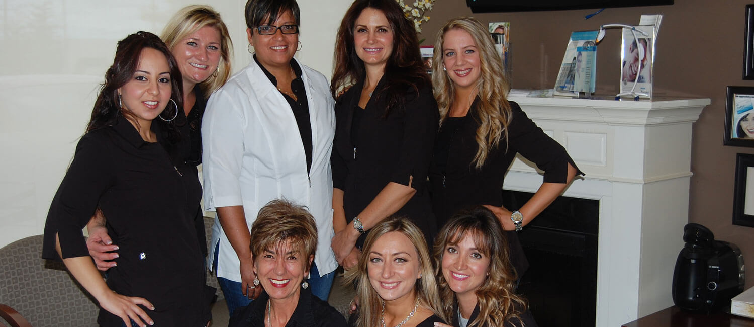 Aurora Dental Team and Dentist Dawson Dental