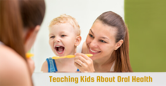Teaching Kids About Oral Health
