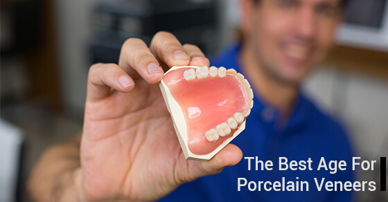 The Best Age For Porcelain Veneers