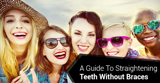 A Guide To Straightening Teeth Without Braces