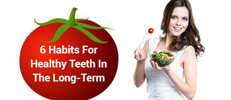 6 Small Daily Habits That Will Keep Your Teeth Healthy For Years