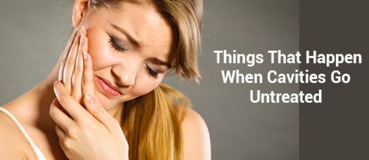 4 Things That Happen When Cavities Are Left Untreated