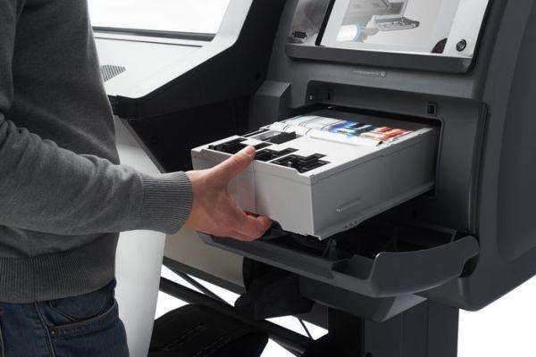 HP Latex 360 Printer Maintenance