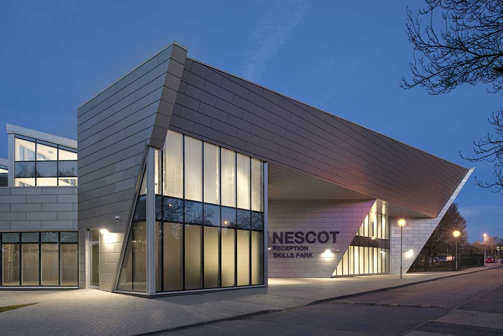 Nescot Epsom Surrey Day Architectural