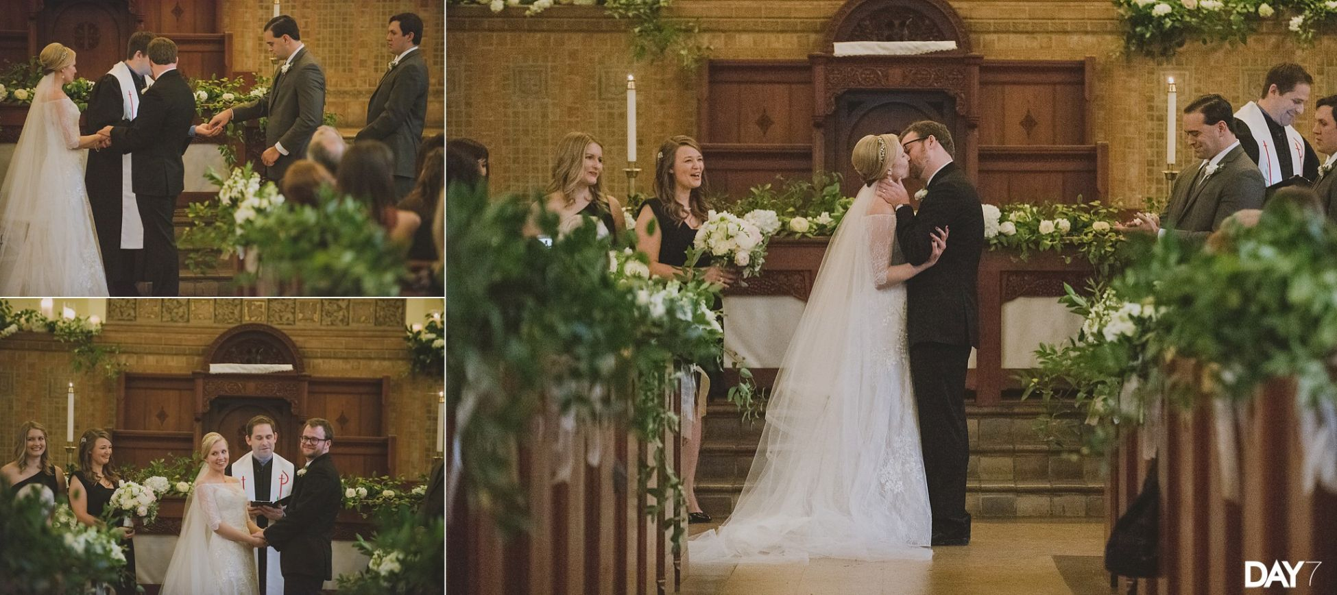Central Christian Church Wedding