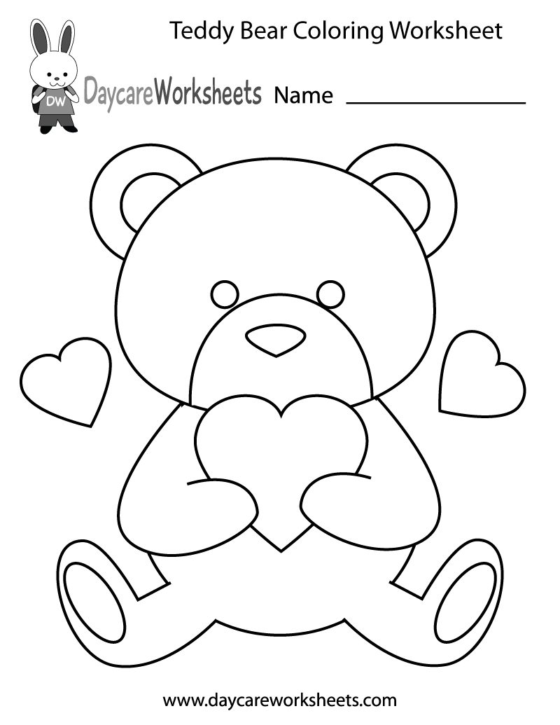 related pictures teddy bear printable teddy bear