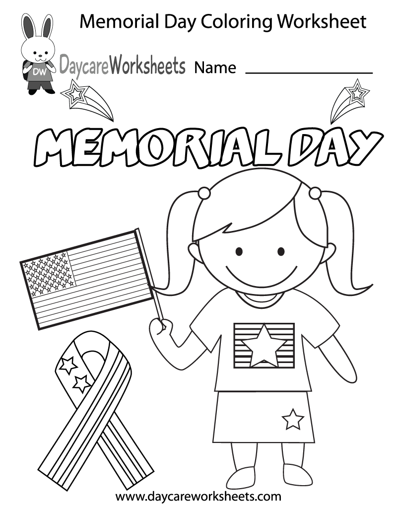 memorial day math colouring pages page 2