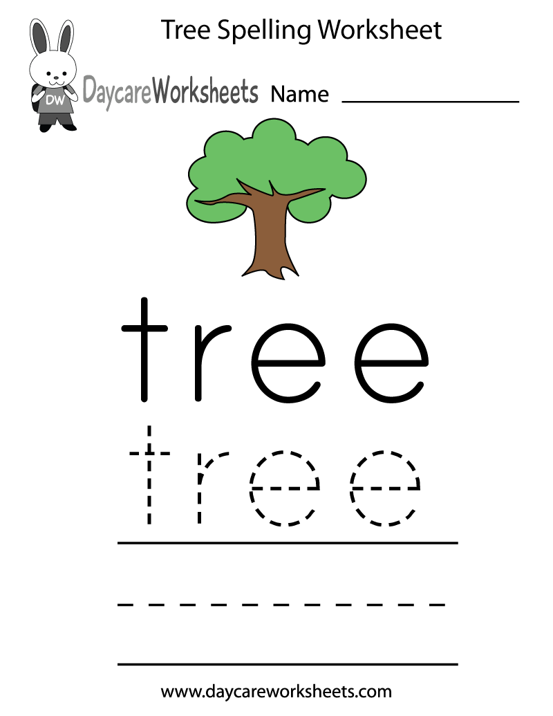 Family Tree Print Out Sheet