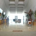 Grand Sirenis hotel lobby