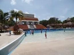 IBEROSTAR Paraiso Resort Complex Wave Pool