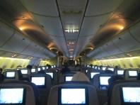 Boeing 767 Interior - LAN Airways