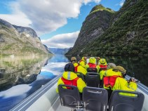 Mountain Biking Fjord Safari Norway