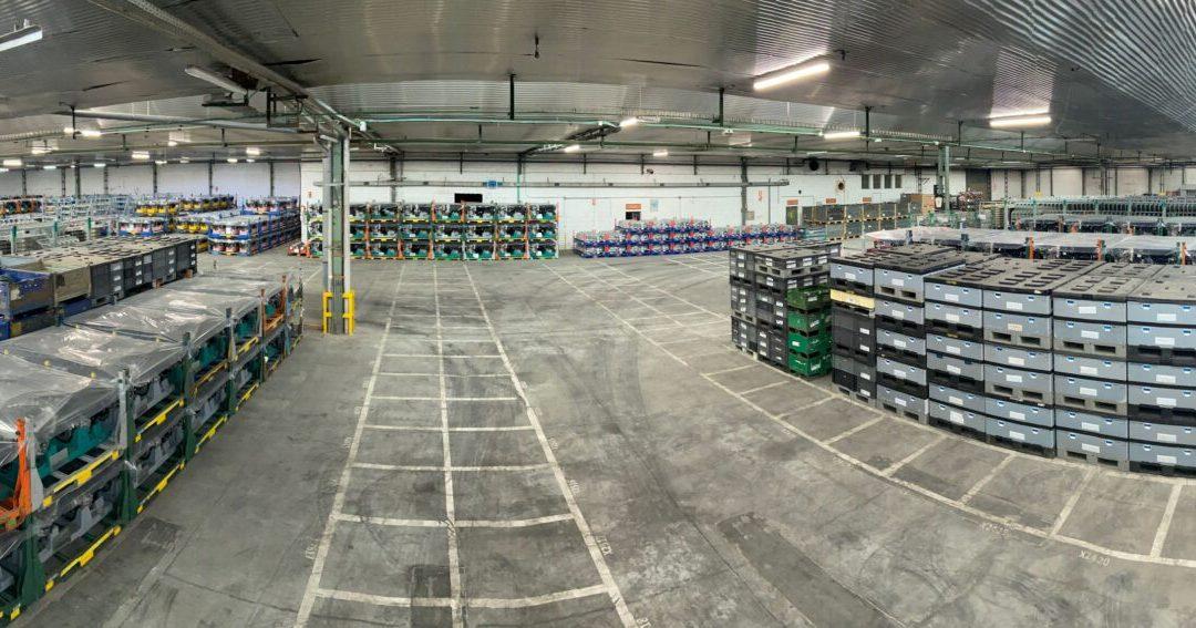 PSA Vigo renueva la confianza en Galiauto logística como su centro logístico junto a GEFCO como respuesta al COVID-19
