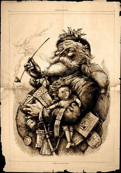 Nash Santa Claus