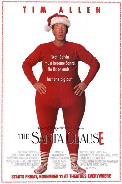 Tim Allen, Santa Clause