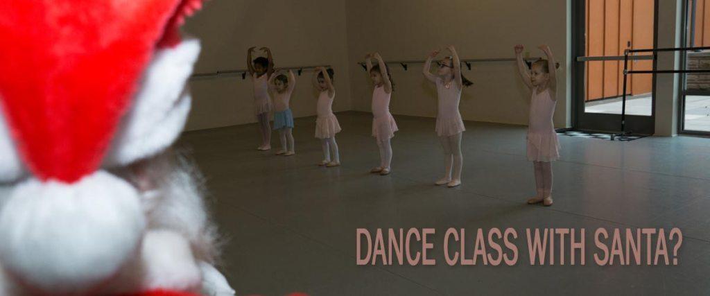 Dance Class with Santa