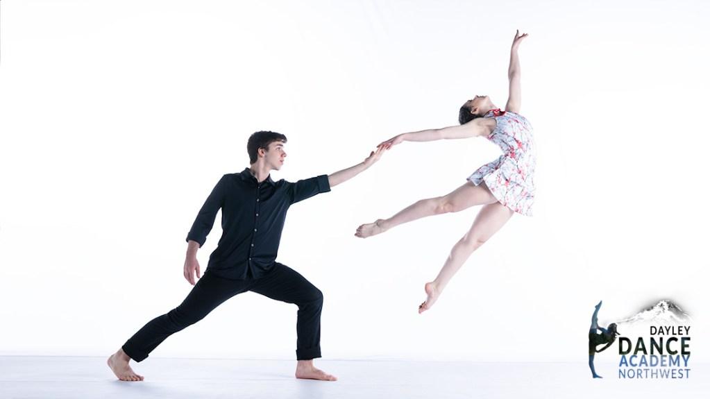 Contemporary Partner Dancers Olivia Davis & Dallas Dayley