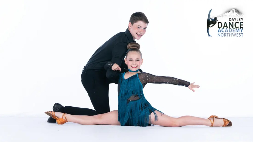 Male Dancers learn to partner