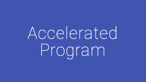 Accelerated Program, Dance Training