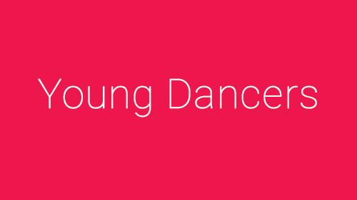 Young Dancers Program at DDANW