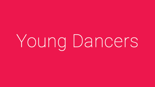 Young Dancers Program at DDANW