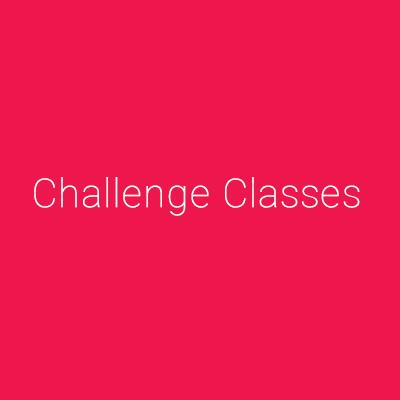 Summer Challenge Dance Classes