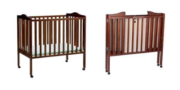 Portable-fold-up-baby-crib