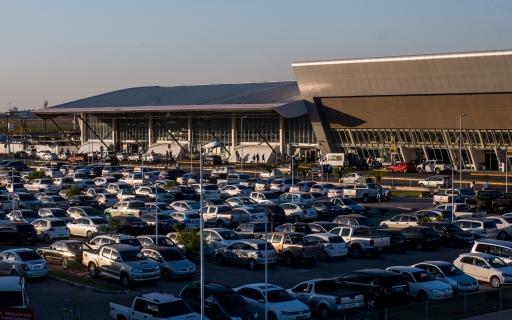 Assinada ordem de serviço para retomada de obra do aeroporto Marechal Rondon