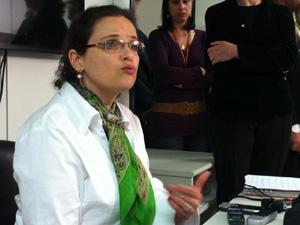 CPI da Copa : Diretora do Ministério das Cidades acusada de fraude em parecer do VLT presta depoimento quarta