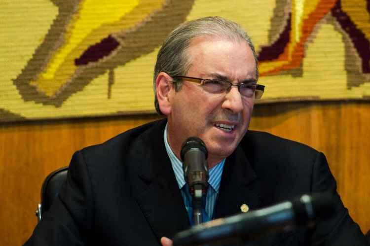 Cunha é notificado de pedido de afastamento feito por procurador