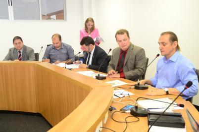 Legislativo Estadual : CPI aprova requerimentos e pede documentos a Eder Moraes