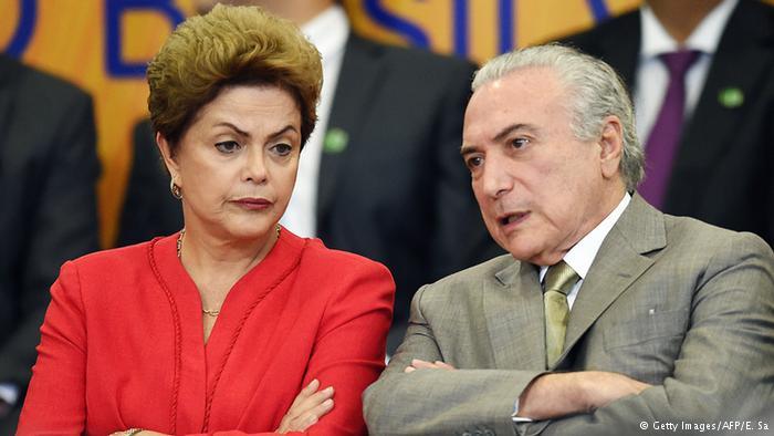 PSDB diz ao TSE que Dilma cometeu irregularidade eleitoral, mas Temer, não