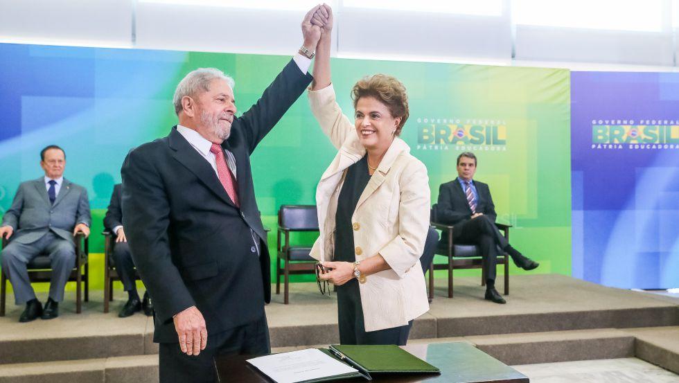STF adia julgamento sobre nomeação de Lula