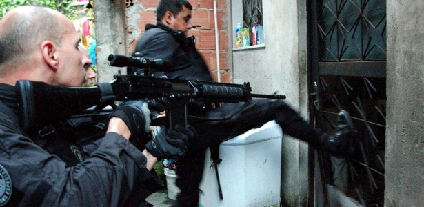 Polícia procura três chefes do tráfico de Drogas