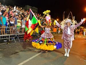 Bloco Tradição do Araés é o campeão do Carnaval 2017 em Cuiabá