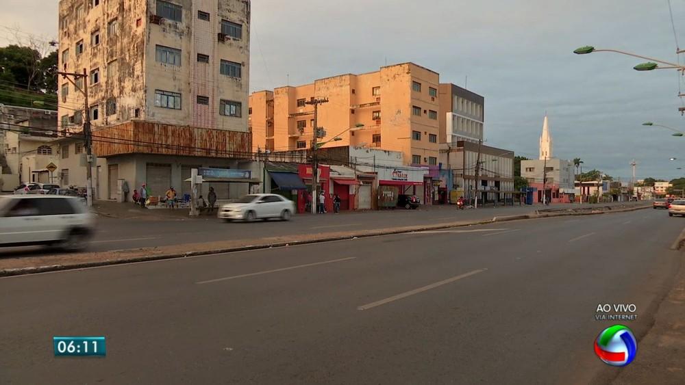 Ônibus da Grande Cuiabá não circulam em protesto contra a reforma do Governo Federal