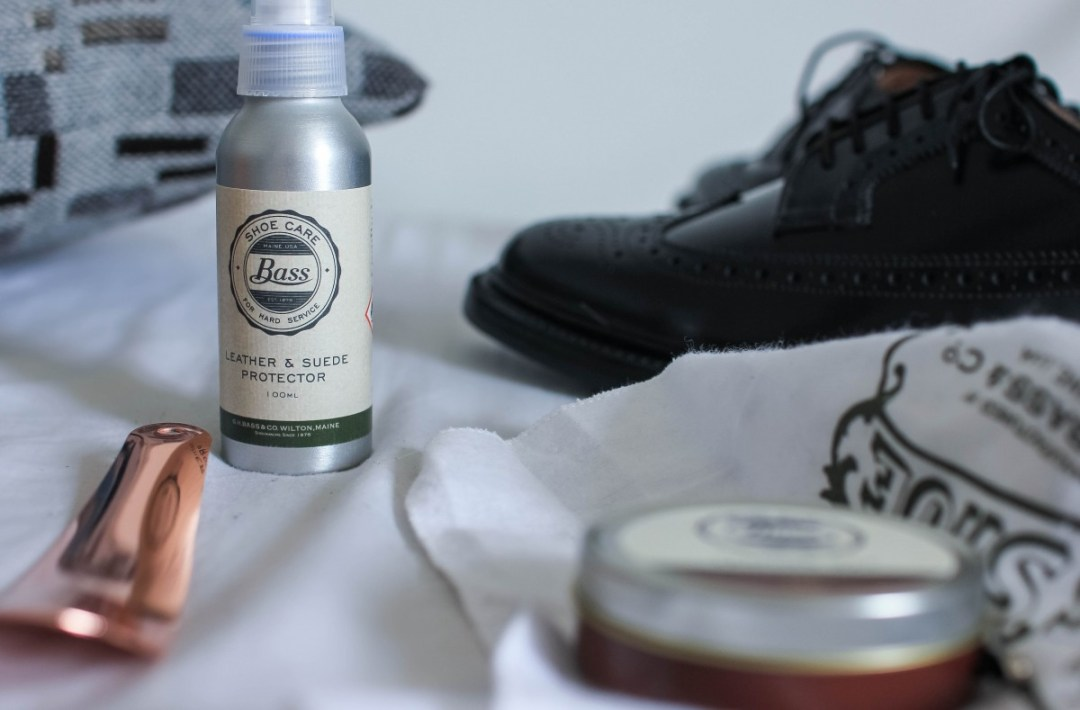Shoe Care with G.H. Bass & Co