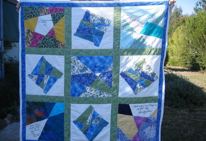 Friends and Friendship Quilts