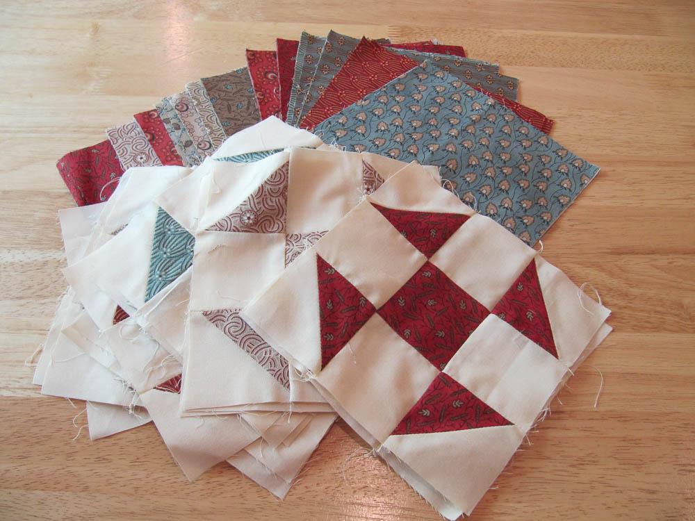 Gail Pan's Somerhill House quilt pattern