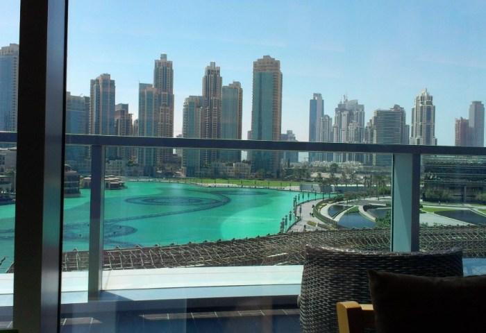 A More Conventional Shopping Spree in Dubai
