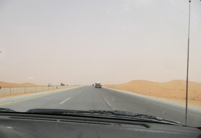 One last road trip…