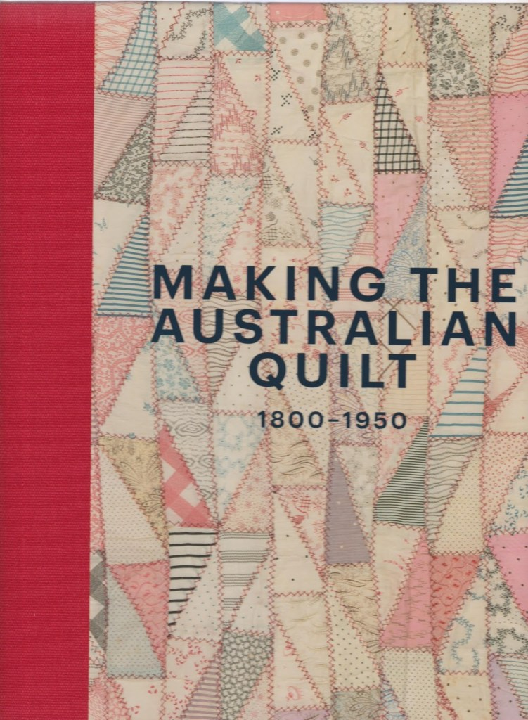 making-australian-quilt
