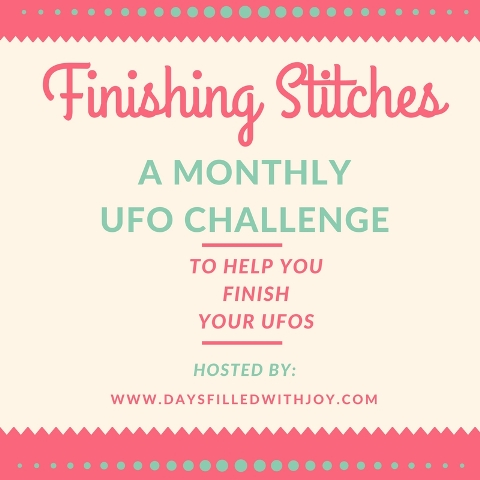 Finishing Stitches May Linkup