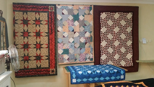 Square in a Square Quilts