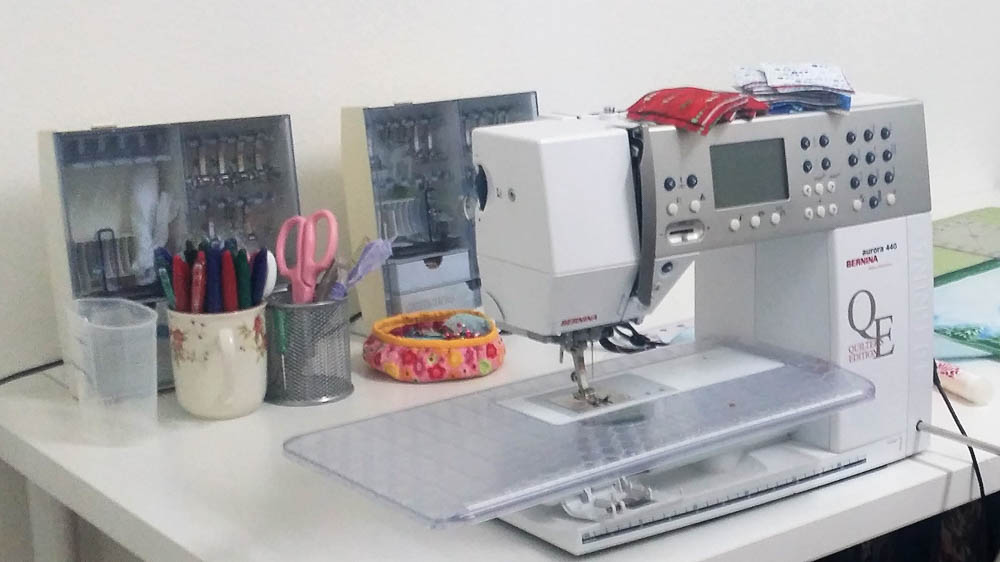 Bernina 440 Great for Quilting