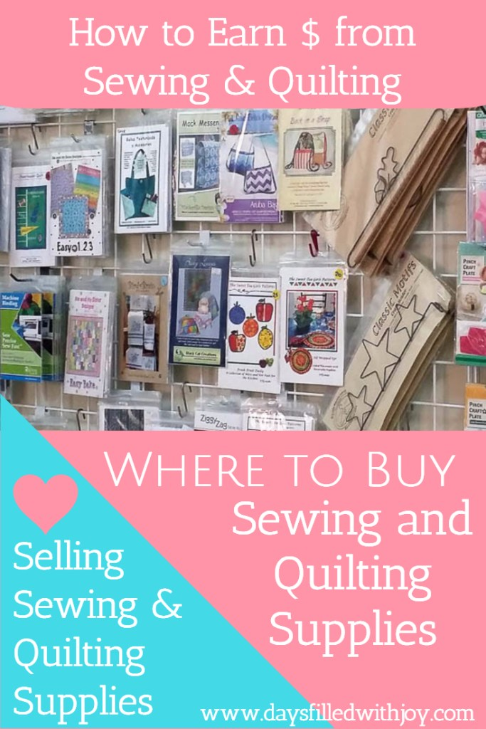 where to buy sewing and quilting supplies