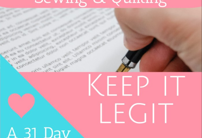 How to Earn $ From Sewing and Quilting – Keep it Legit!